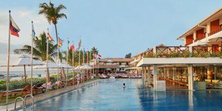 Hotelli Coral Sands, Hikkaduwa, Sri Lanka.