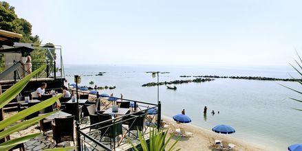 Ranta, Hotelli Corfu Holiday Palace Kanoni, Korfu.