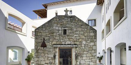 Kappeli. Hotelli Creta Maris Beach Resort, Kreeta, Kreikka.