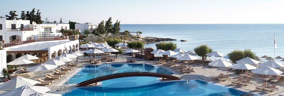 Allasalue. Hotelli Creta Maris Beach Resort, Kreeta, Kreikka.