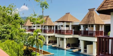 Allasalue, hotelli Crown Lanta Resort & Spa. Koh Lanta, Thaimaa.