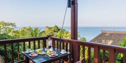 Aaamianen, hotelli Crown Lanta Resort & Spa. Koh Lanta, Thaimaa.