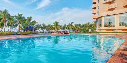 Allas, hotelli Crowne Plaza Resort. Salalah, Oman.