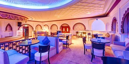 Al Luban Club, hotelli Crowne Plaza Resort. Salalah, Oman.