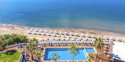 Allasalue, hotelli Crystal Beach. Kalamaki, Zakynthos.