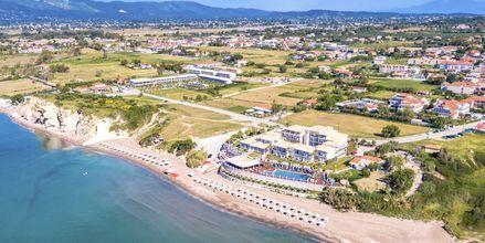 Kalamakin ranta, hotelli Crystal Beach. Kalamaki, Zakynthos.