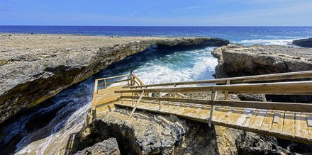 Shete Boka National on upea luonnonpuisto Curaçaossa.