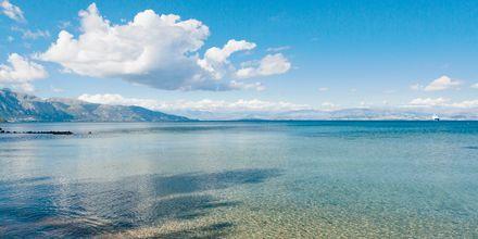Kontokali-ranta, Korfu.
