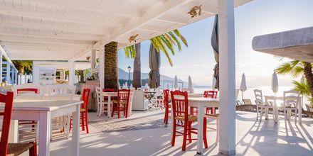 Rantaravintola, Dassia, Korfu.