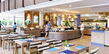 Kingfisher ravintola, Deevana Plaza, Ao Nang, Thaimaa.