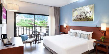 Kahden hengen huone,  Deevana Plaza, Ao Nang, Thaimaa.