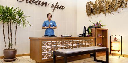 Spa, Deevana Plaza, Ao Nang, Thaimaa.