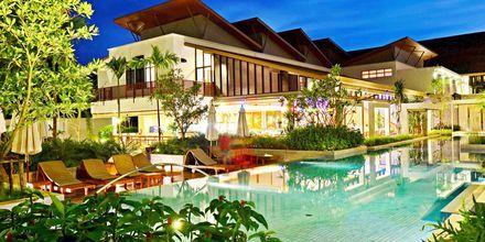Allasalue, Deevana Plaza, Ao Nang, Thaimaa.