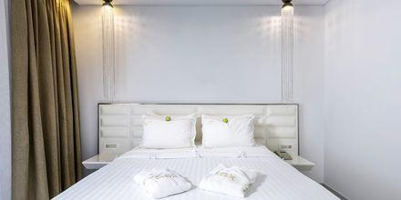 Kahden hengen huone, Hotelli Diamond Deluxe Hotel, Lambi, Kos.