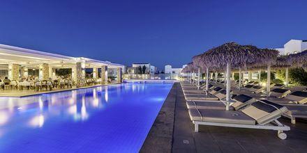 Pääravintola Emerald, Hotelli Diamond Deluxe Hotel, Lambi, Kos.