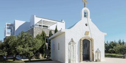Pieni kappeli, Hotelli Diamond Deluxe Hotel, Lambi, Kos.