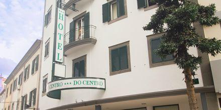 Hotelli Do Centro. Funchal, Madeira.
