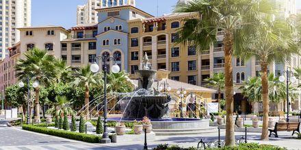 The Pearl on keinotekoinen saari Dohassa.