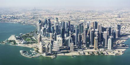 Qatarin pääkaupunki Doha on uusi ja jännittävä lomakohde!
