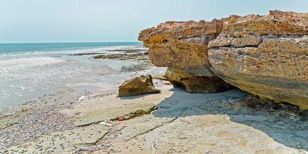 Fuwairitin ranta Dohan ulkopuolella.