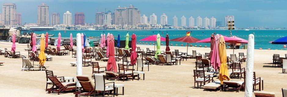 Qatarin pääkaupunki Doha on Apollomatkojen uutuuskohde.