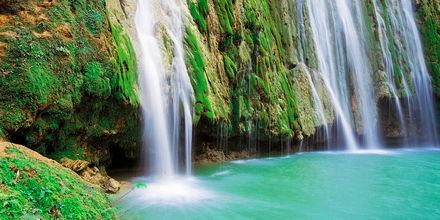 Dominikaaninen tasavalta - Vesiputous