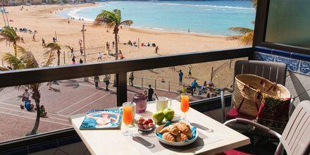Remontoitu yksiö, Hotelli Don Carlos, Las Palmas, Gran Canaria.