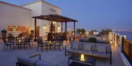 Baari The Anchor, hotelli Doubletree by Hilton Marjan Island. Ras al Khaimah, Arabiemiraatit.