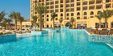 Allasalue, Hotelli Doubletree by Hilton Marjan Island, Ras al Khaimah.