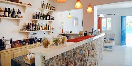 Baari. Hotelli Dream Island, Tilos, Kreikka.