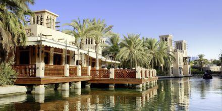 Souk Madinat ostoskeskus, Dubai, Arabiemiraatit.