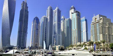 Dubai Marina, Arabiemiraatit.