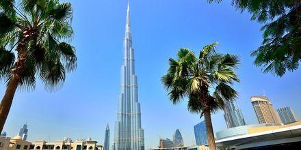 Burj Khalifa, Dubai, Arabiemiraatit.