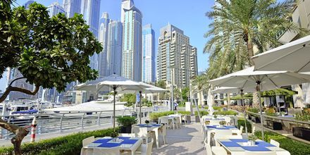 Dubai Marina, Dubai Jumeirah Beach, Arabiemiraatit.