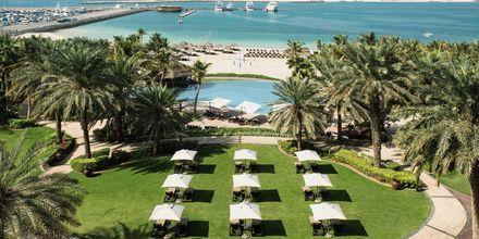Näkymä Sheraton Jumeirah Beach Resortissa, Arabiemiraatit.