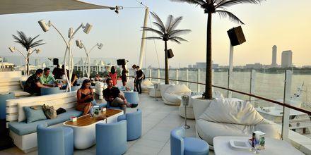 Cielo sky baari, Dubai Marina, Arabiemiraatit.