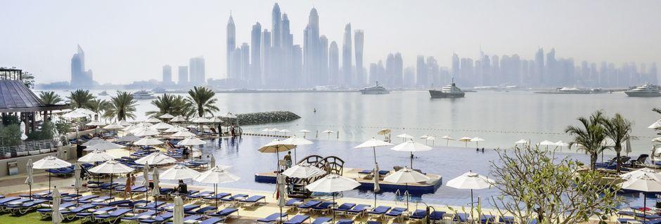 Dukes The Palm, a Royal Hideaway Hotel, Palm Jumeirah, Arabiemiraatit.