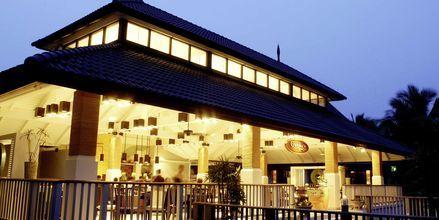 Ravintola Geckos, Dusit Thani Krabi Beach Resort, Klong Muang, Krabi.