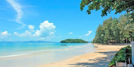 Ranta, Hotelli Sheraton Krabi Beach Resort.