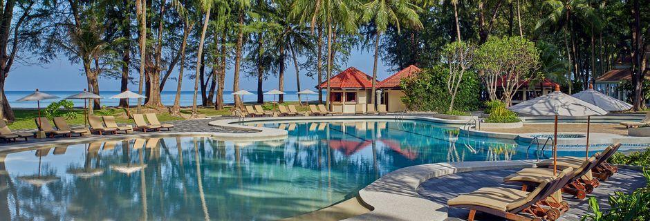 Allasalue, hotelli Dusit Thani Laguna Phuket, Bangtao Beach.