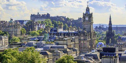 Viikonloppu Edinburghissa!