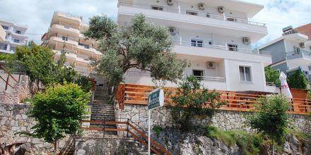 Hotelli Edola, Saranda, Albania.