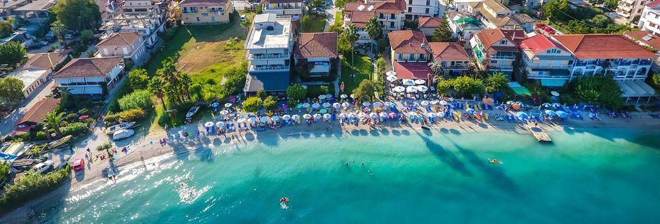 Hotelli Elati. Lefkas, Kreikka.