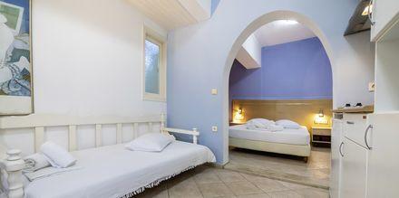 Huoneisto, hotelli Elati. Lefkas, Kreikka.