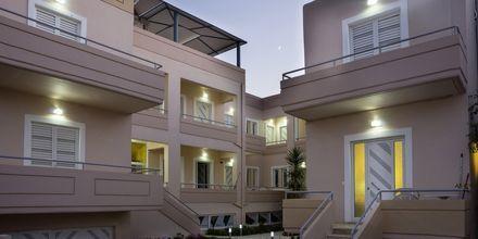 Hotelli Elia, Kato Stalos, Kreeta.
