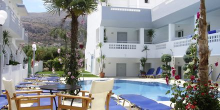 Allasalue, Hotelli Emerald, Malia, Kreeta.