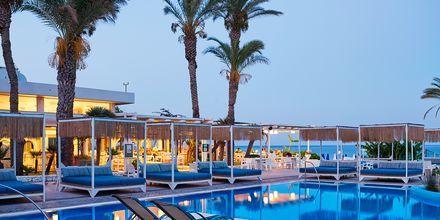 Allasalue. Hotelli Epsilon, Rodos, Kreikka.