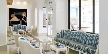 Aula. Hotelli Epsilon, Rodos, Kreikka.
