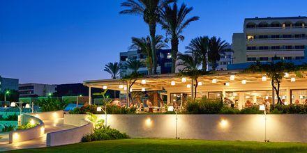 Ravintola. Hotelli Epsilon, Rodos, Kreikka.