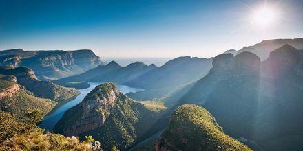 Etelä-Afrikka - Blyde River Canyon